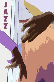 Jazz Illustration von cinema4design