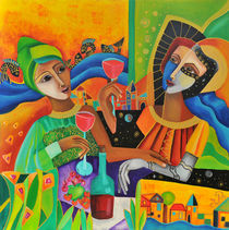 die Versöhnung by Jeanett Rotter