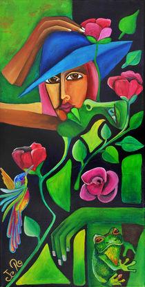 Küss den Frosch by Jeanett Rotter