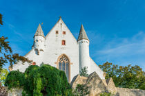 Burgkirche Ingelheim 01 by Erhard Hess