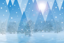 Winterzauber von Violetta Honkisz