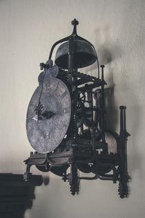 Old clock von Armend Kabashi