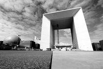 Grande Arche La Défense Paris by Patrick Lohmüller