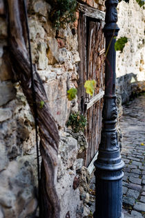 kleine Gasse by la-mola-lighthouse