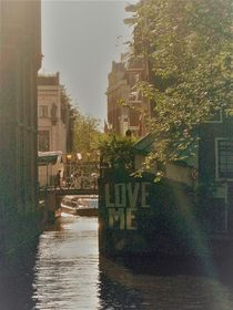 Amsterdam- Konsum2 by Sarah Greulich