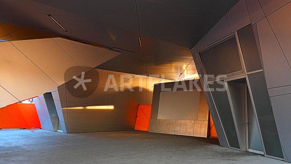 umbauter raum leinwanddruck von k port fo lio artflakes com. Black Bedroom Furniture Sets. Home Design Ideas