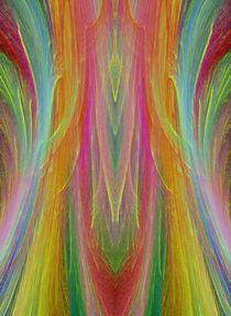 gespiegelte Farbwelt by alana
