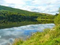 Cantref Reservoir by gscheffbuch
