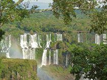 Paradise Falls  von Annika  Leichtweiss