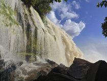 Canaima Falls  by Annika  Leichtweiss