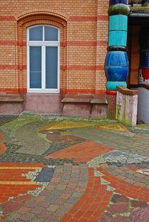 Hundertwasser-Bahnhof in Uelzen... 1 by loewenherz-artwork