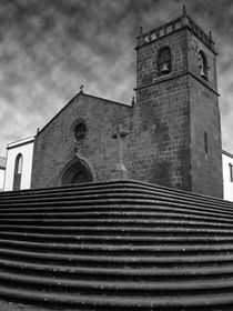 Portuguese church by Gaspar Avila