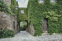 Medieval Village of Peratallada (Catalonia)  von Marc Garrido Clotet