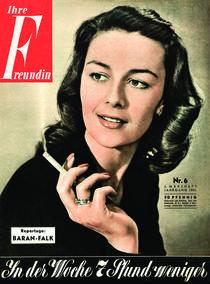 freundin Jahrgang 1951 Ausgabe 6 by freundin-cover