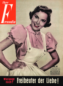 freundin Jahrgang 1952 Ausgabe 11 by freundin-cover