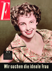 freundin Jahrgang 1952 Ausgabe 18 by freundin-cover