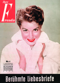 freundin Jahrgang 1953 Ausgabe 1 von freundin-cover