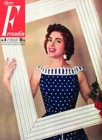 freundin Jahrgang 1956 Ausgabe 8 von freundin-cover