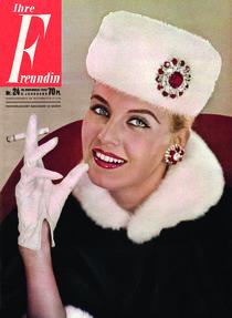freundin Jahrgang 1956 Ausgabe 24 von freundin-cover