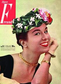 freundin Jahrgang 1957 Ausgabe 9 von freundin-cover