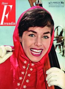 freundin Jahrgang 1959 Ausgabe 1 von freundin-cover