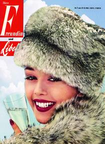 freundin Jahrgang 1960 Ausgabe 10 von freundin-cover