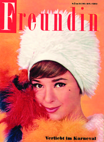 freundin Jahrgang 1961 Ausgabe 3 von freundin-cover