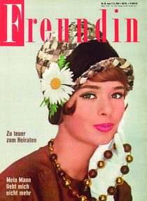 freundin Jahrgang 1961 Ausgabe 6 von freundin-cover