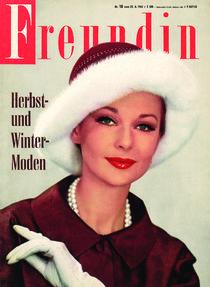 freundin Jahrgang 1961 Ausgabe 18 von freundin-cover