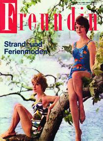 freundin Jahrgang 1962 Ausgabe 11 von freundin-cover