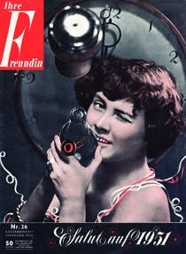 freundin Jahrgang 1950 Ausgabe 26 von freundin-cover