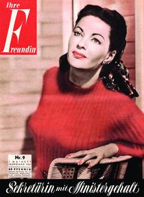 freundin Jahrgang 1951 Ausgabe 9 by freundin-cover