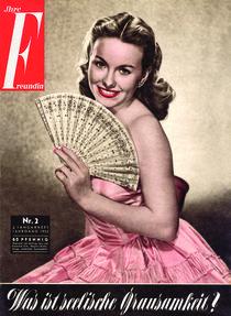 freundin Jahrgang 1951 Ausgabe 2 von freundin-cover