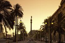 Kolumbus Monument, Passeig Maritime, Barcelona  von travelstock44
