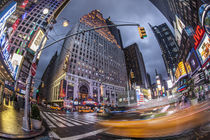 Times Square, Manhattan, New York City, USA  by travelstock44