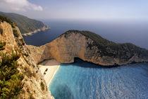 Griechenland Zakynthos Shipwreck bay  von travelstock44