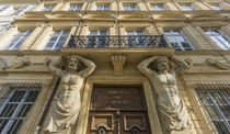 Atlant, Tribunal de Commerce, Aix en Provence, Frankreich by travelstock44
