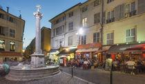 Aix en Provence, Place des Augustins, Provence, Frankreich  by travelstock44