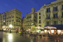Las Ramblas , Barcelona von travelstock44