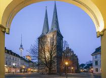 Nicolaikirche, Nicolaiviertel, Berlin Mitte