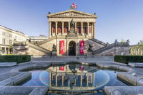 Alte Nationalgalerie, Museumsinsel, Berlin Mitte  von travelstock44