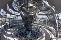 Reichstag Kuppel Berlin  von travelstock44