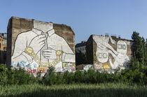 Wandgemälde Kreuzberg, Berlin