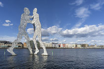 Molecule Man, Spree, Berlin  von travelstock44