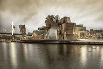 Guggenheim Museum, Bilbao, Baskenland  von travelstock44