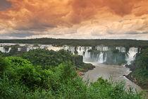 Iguazu Wasserfall, Argentinien, Brasilien  von travelstock44