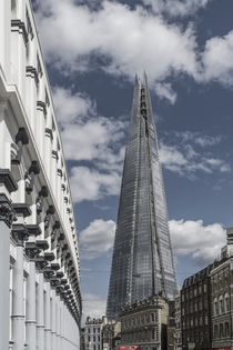 The Shard von Renzo Piano, Southwalk, London  by travelstock44