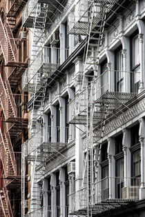 Cast Iron District, Soho, New York City  by travelstock44