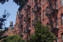Cast Iron district, Soho, New York City, USA  von travelstock44