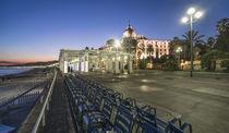 Promenade des Anglais, Negresco Hotel, Cote d' Azur, Frankreich  von travelstock44
